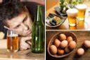 Ăn gì trước khi uống rượu bia để không bị say khi tiệc tùng ngày Tết?