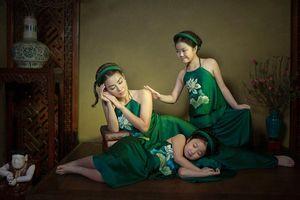 Thanh Hương: Ông xã nói 2 con gái chính là kho vàng rồi, không cần đẻ thêm làm gì!