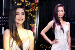 Hoài Sa chính thức là đại diện Việt Nam thi Miss International Queen, hát tiếng Anh đêm Tài năng