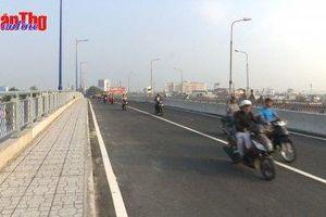 Thông xe cầu Quang Trung - đơn nguyên 2