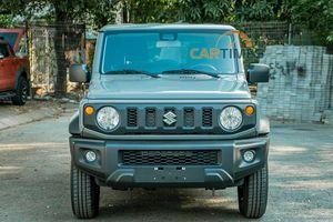 Xe off-road Suzuki Jimny cập bến Việt Nam, giá ngang 1 chiếc SUV cỡ lớn