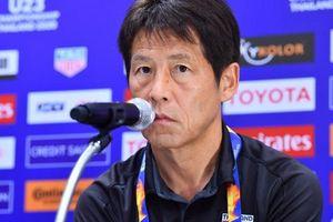 HLV Akira Nishino tự tin trước trận gặp U23 Saudi Arabia
