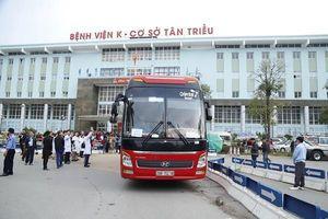 Các bệnh viện ở Hà Nội trực và chăm lo Tết cho người bệnh ra sao?