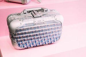 Chiếc túi vali của Dior x RIMOWA được tạo ra như thế nào?