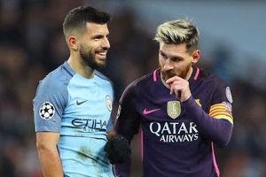 Messi muốn tân HLV Barca chiêu mộ sao Man City