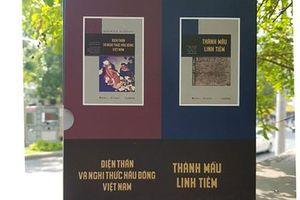 Phát hành hai cuốn sách quý về tín tưỡng và tâm linh Việt