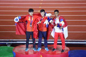 'Chàng trai vàng' của thể thao Việt Nam