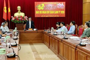 Bí thư Tỉnh ủy Đắk Lắk cam kết thực hiện đề xuất chính đáng của báo chí