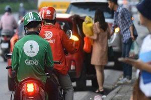 Grab, Go-Viet, Be đồng loạt tăng phụ phí trong dịp Tết