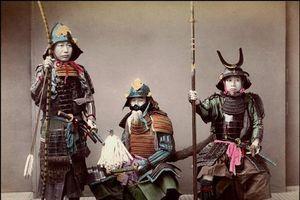 Bí mật cực sốc về sức mạnh của bộ áo giáp Samurai