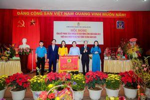 Hoạt động công đoàn ngành Xây dựng Hà Nội đạt nhiều kết quả nổi bật