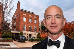 Cận cảnh ngôi biệt thự trăm tỷ siêu sang mà tỷ phú giàu nhất thế giới Jeff Bezos vừa tậu