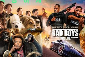 Phim của 'Người Sắt' Robert Downey Jr. và phim của Will Smith đều thua cái tên này tại phòng vé Hàn Quốc tuần qua