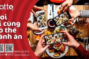 Chia sẻ 'bếp ăn thế giới' với mạng xã hội Hatto