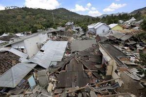 Động đất mạnh 6,1 độ tại Indonesia