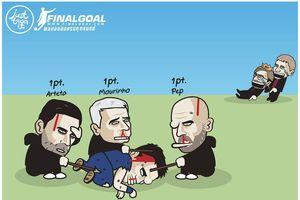 Biếm họa 24h: Lampard bị đánh hội đồng, Solskjaer thẫn thờ tiếc nuối