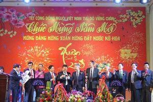 Cộng đồng Kiều bào tại Lào, Đức và Trung Quốc tưng bừng tổ chức Tết cộng đồng chào mừng Xuân Canh Tý