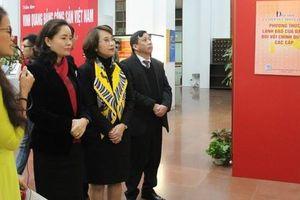 Triển lãm Vinh quang Đảng Cộng sản Việt Nam