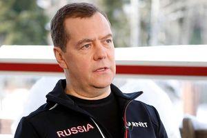 Cựu Thủ tướng Nga Medvedev: Không có gì bất thường khi chính phủ từ chức