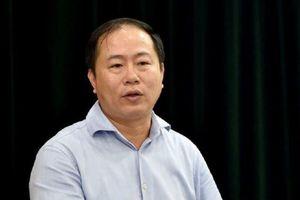 Kỷ luật cảnh cáo Chủ tịch HĐTV Tổng Công ty đường sắt Việt Nam Vũ Anh Minh
