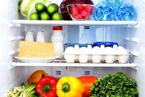 Những thực phẩm bạn không nên cho vào tủ đông