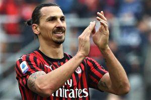 Ibrahimovic đi vào lịch sử Serie A sau chiến thắng của AC Milan