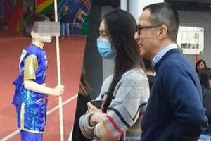 Lương Lạc Thi gặp lại người tình tỷ phú sau 9 năm