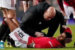 MU chỉ mượn tiền đạo khi Rashford chấn thương