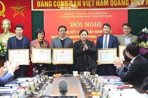 Phó Chủ tịch Thường trực HĐND TP Nguyễn Ngọc Tuấn: Cơ quan Văn phòng HĐND TP tham mưu tốt, góp phần nâng cao hiệu quả hoạt động HĐND TP