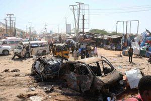Vụ đánh bom xe ở Somalia nhằm tới các nhà thầu Thổ Nhĩ Kỳ và cảnh sát