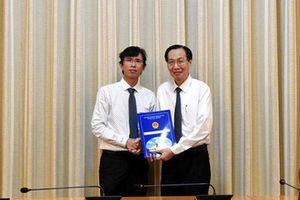 PGS.TS Nguyễn Anh Thi được bổ nghiệm làm Trưởng ban Ban Quản lý Khu Công nghệ cao TP.HCM