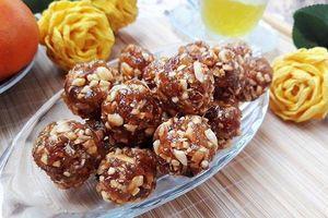 Tết này thử làm ngay món kẹo gừng dẻo ngon thơm nức tiếp khách, đảm bảo ai ăn cũng thích