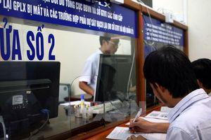 Bị phạt bao nhiêu tiền khi giấy đăng ký xe vẫn để địa chỉ nhà cũ?