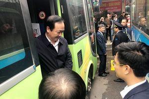 Hàng chục nhà xe tăng giá vé dịp Tết