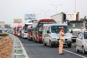 Công bố đường dây nóng tiếp nhận thông tin giao thông dịp Tết