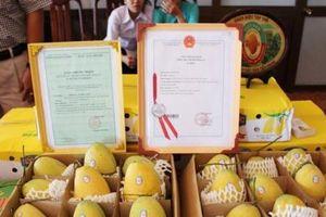 Phát triển thương hiệu cộng đồng gắn với chỉ dẫn địa lý để tăng sức cạnh tranh cho nông sản Việt
