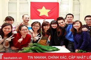 Bánh chưng Tết Việt ở xứ sở Bạch Dương