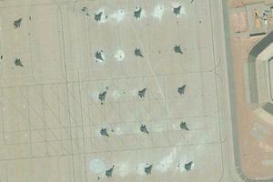 Một tên lửa Iran phá hủy cả phi đội tiêm kích của Không quân Mỹ?