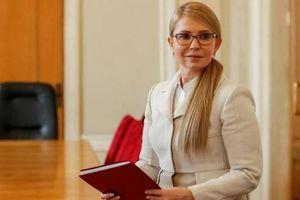Bà Tymoshenko tuyên bố: Ukraine mất độc lập, đang bắt đầu bị thanh lý