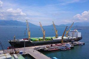 Cảng Cam Ranh lãi lớn, lập kỷ lục sản lượng hàng hóa thông qua