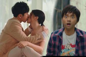 Choáng với tạo hình Hương Giang thời con trai, hóa đả nữ, hôn Tuấn Trần đắm đuối trong teaser phim 'Sắc đẹp dối trá'