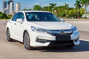 5 mẫu xe có doanh số thấp nhất năm 2019: Honda Accord góp mặt