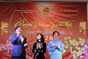 Gần 400 người Việt dự Tết cộng đồng tại New York (Mỹ)