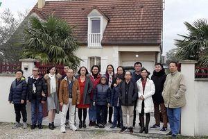 Không khí đón Tết Canh Tý của cộng đồng người Việt tại Pháp