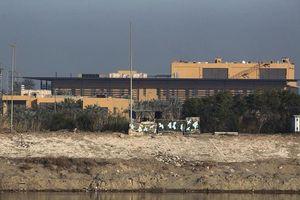 2 quả tên lửa rơi gần Đại sứ quán Mỹ ở Baghdad