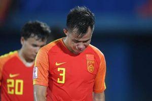 U23 Trung Quốc nhận được yêu cầu đặc biệt tại giải châu Á