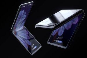 Chân dung Galaxy Z Flip - bom tấn Samsung sắp ra mắt
