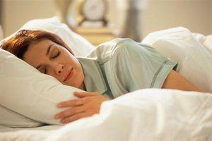 Bảo đảm chất lượng giấc ngủ dịp Tết