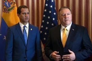 Mỹ trấn an đối lập Venezuela, dọa trừng phạt cả thế giới