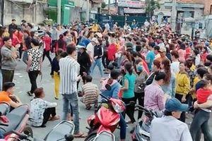 Công ty TNHH May Xuân Hiếu phá sản, hơn 700 công nhân điêu đứng